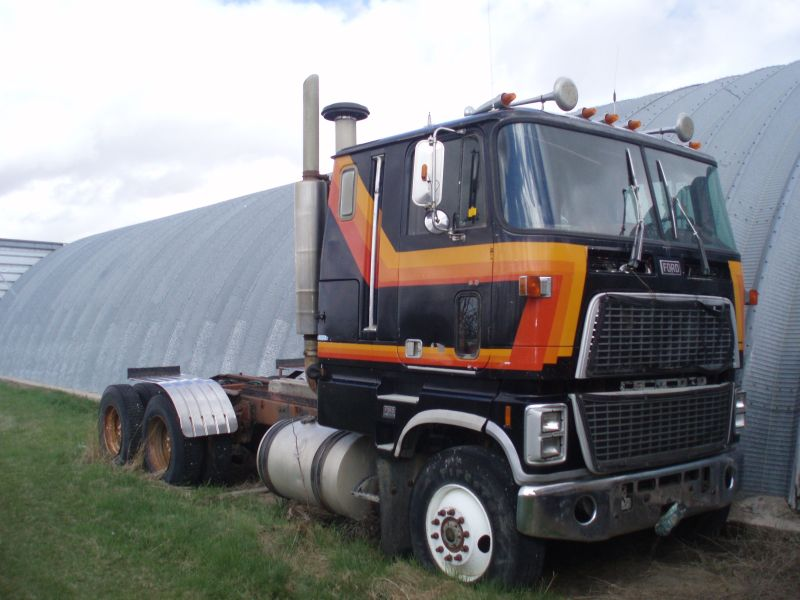 Ford Cl9000 Cabover For Sale >> 1985 Cl9000 For Sale | Autos Post